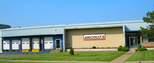 Anoplate Building