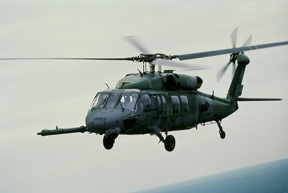 Military Helicopter from nadcap approved suppliers anoplate inc